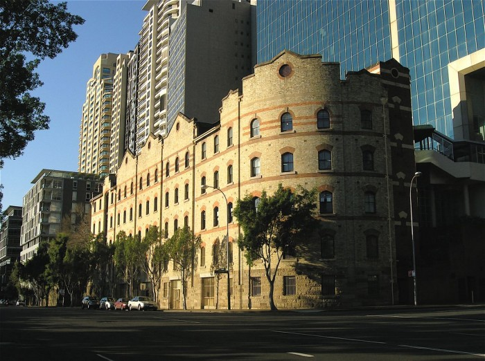 CCP Offices : Hickson Road Sydney CBD