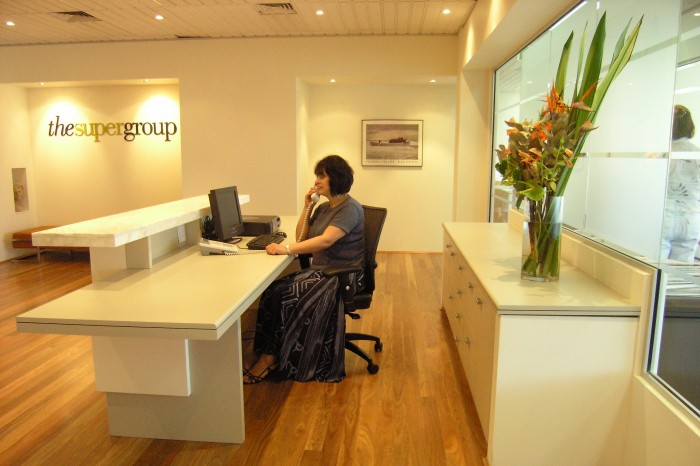 Supergroup Offices : Edgecliff