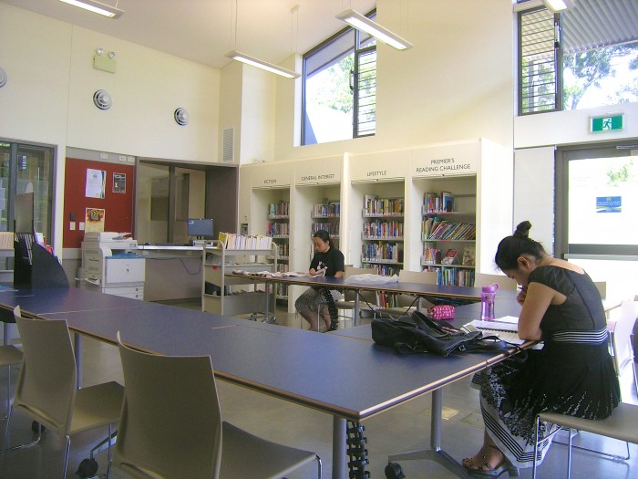 High Street Community Library : Strathfield