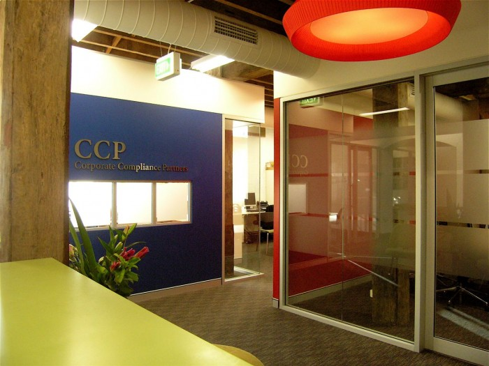 CCP Offices : Hickson Road Sydney CBD