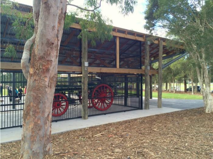 Exhibition Pavilions: Penrith City Council